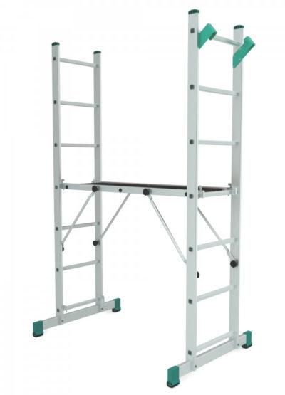 Platforma robocza z adaptacją na schody ITOSS