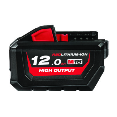 M18™ High Output™ Akumulator 12.0 Ah