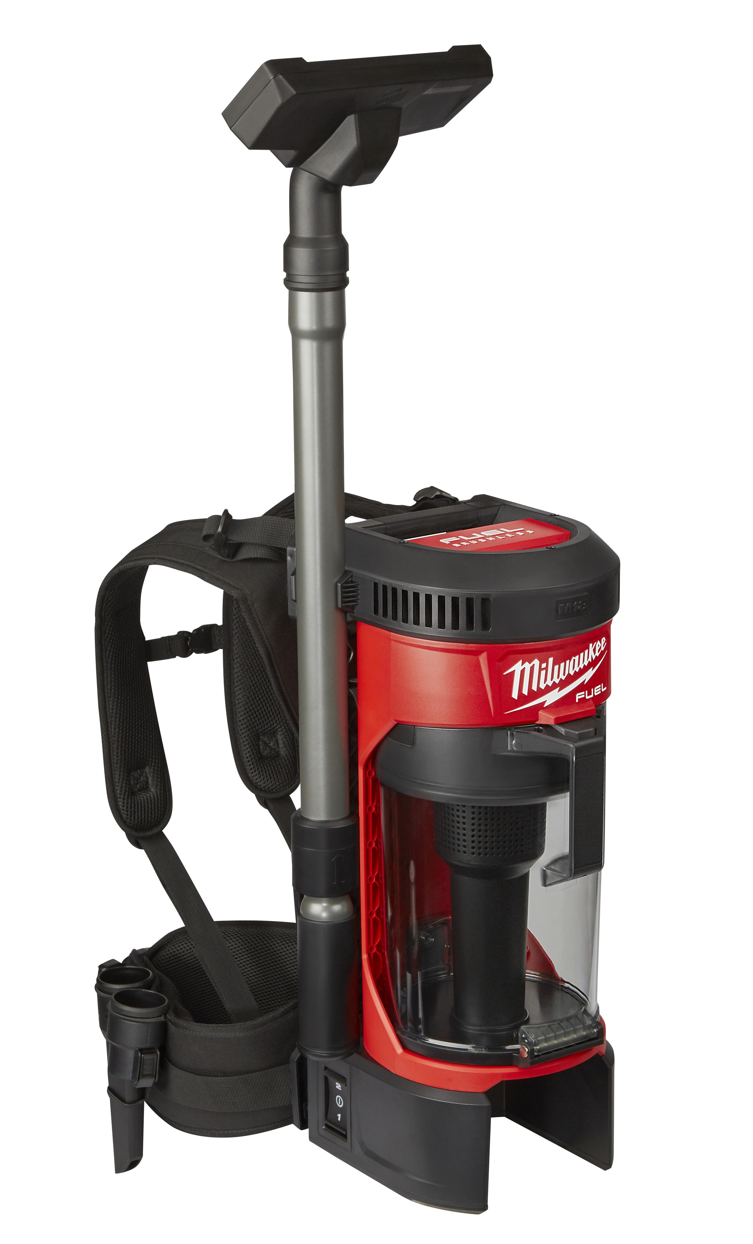 3-in1 Backpack Vacuum