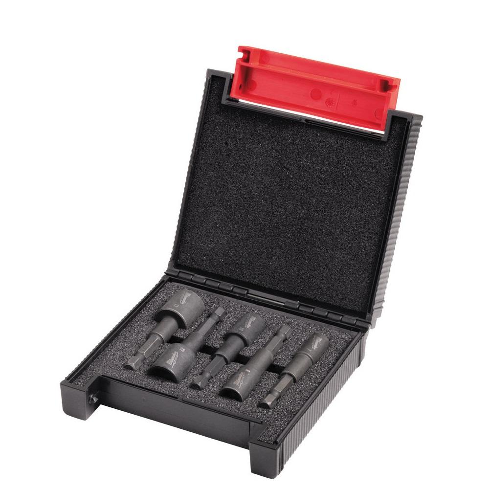 Zestaw nasadek magnetycznych 7-13mm